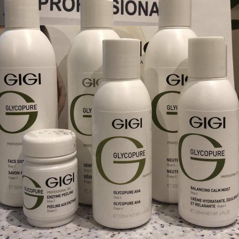 Идеальный мультипилинг gigi — доступная роскошь для шикарной кожи