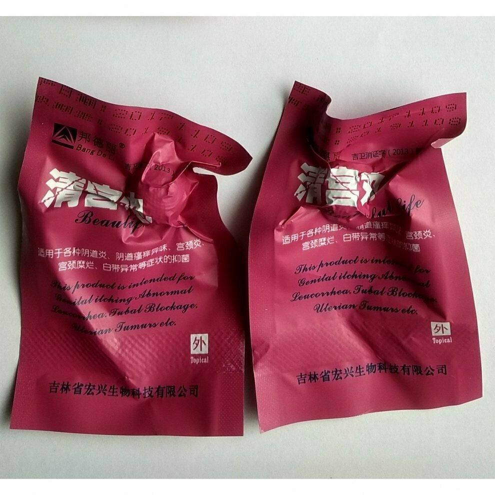 Китайские фитотампоны для женщин, инструкция