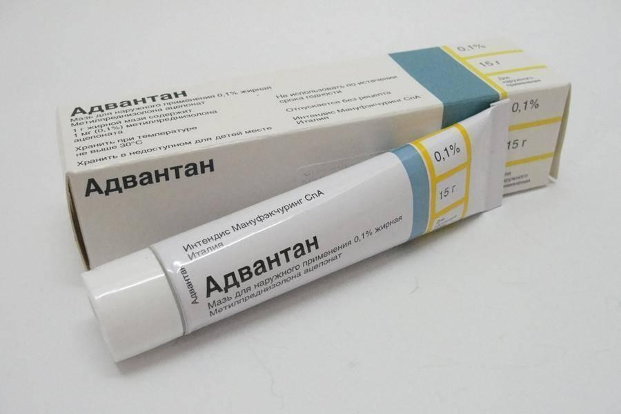 Мазь от аллергии на коже: список эффективных средств