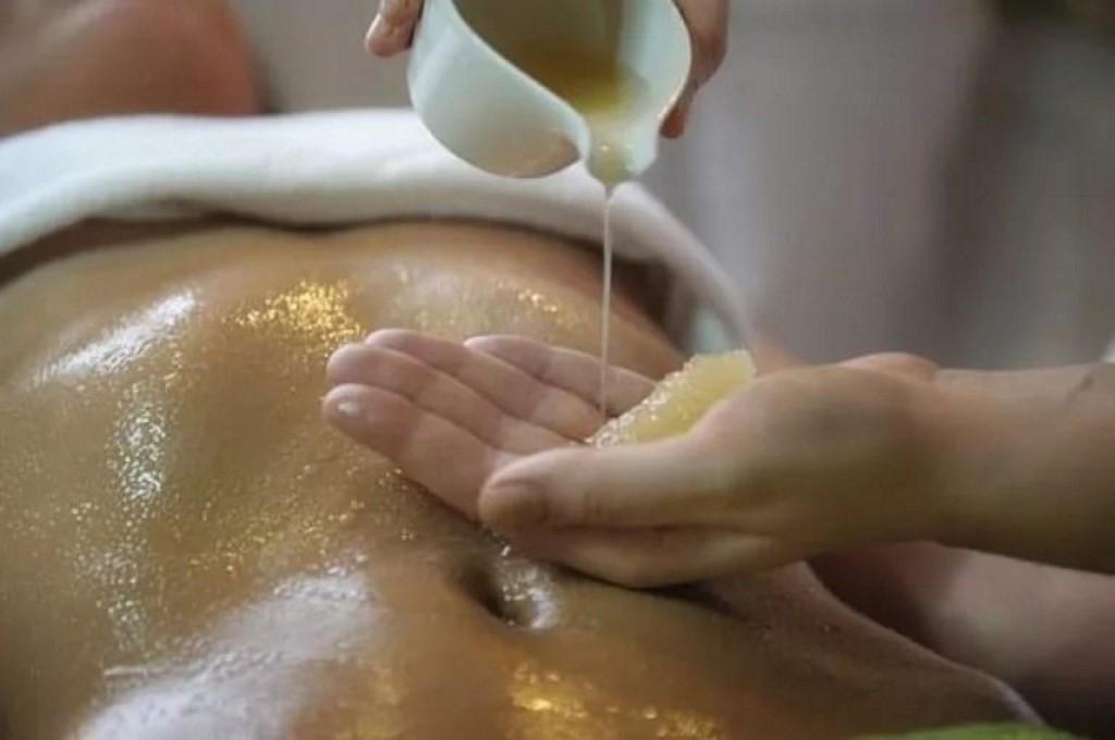 Как правильно делать медовый массаж для похудения живота у себя дома? отзывы