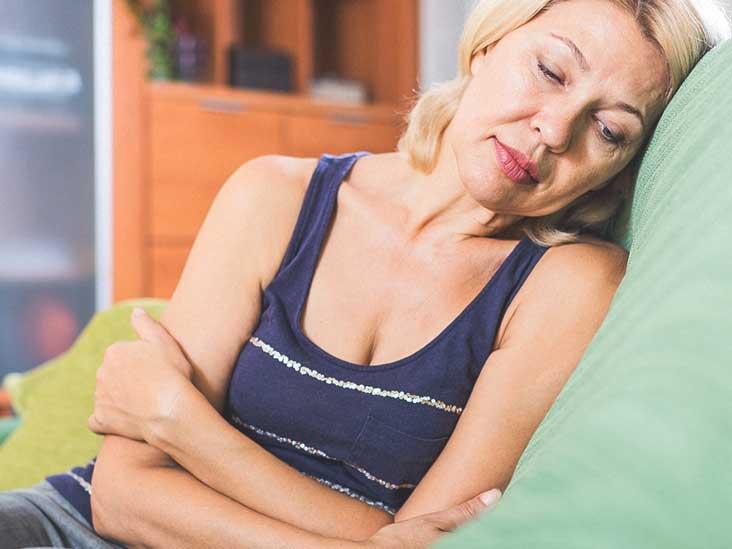 Лишний вес при климаксе: как сбросить набранные килограммы