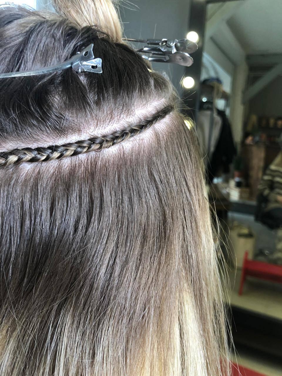 Наращивание волос. холодное наращивание волос: отзывы, технология, материалы