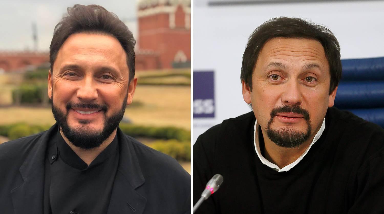 Знаменитые мужчины до и после пластики