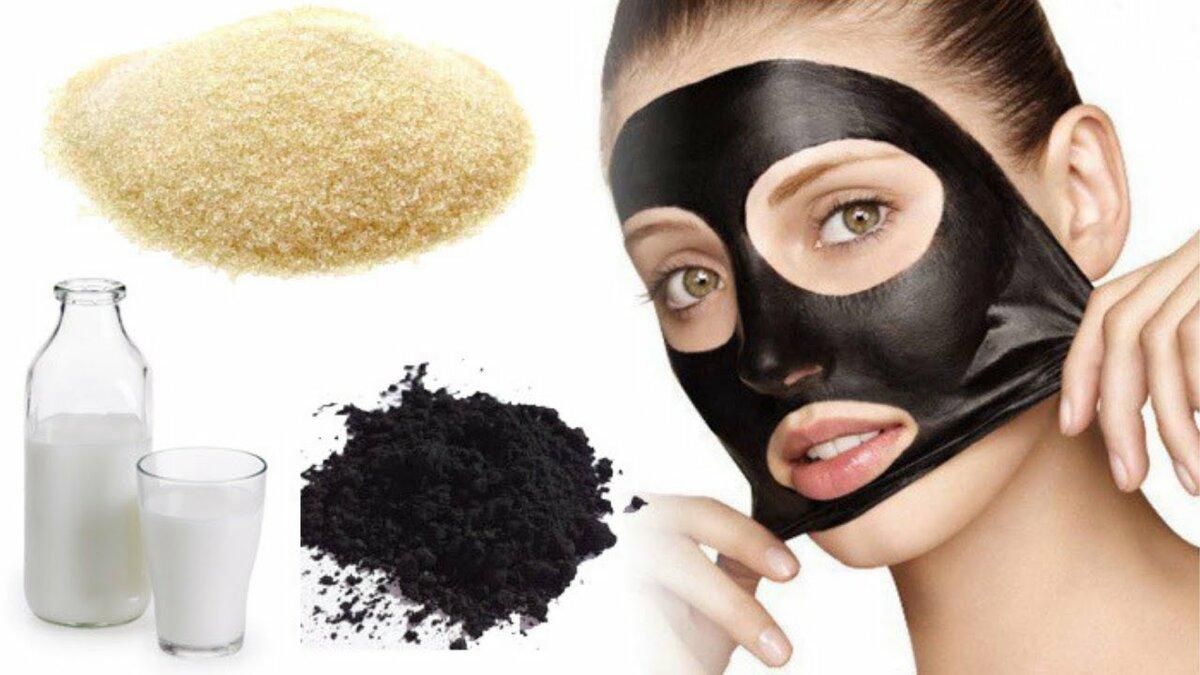9 масок для лица от прыщей, противоспалительные в домашних условиях