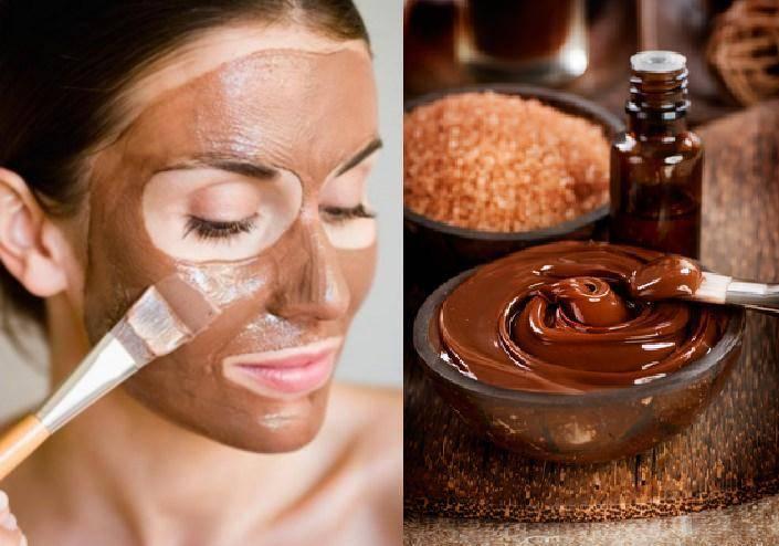 Маска для лица из какао: ароматный уход за собой