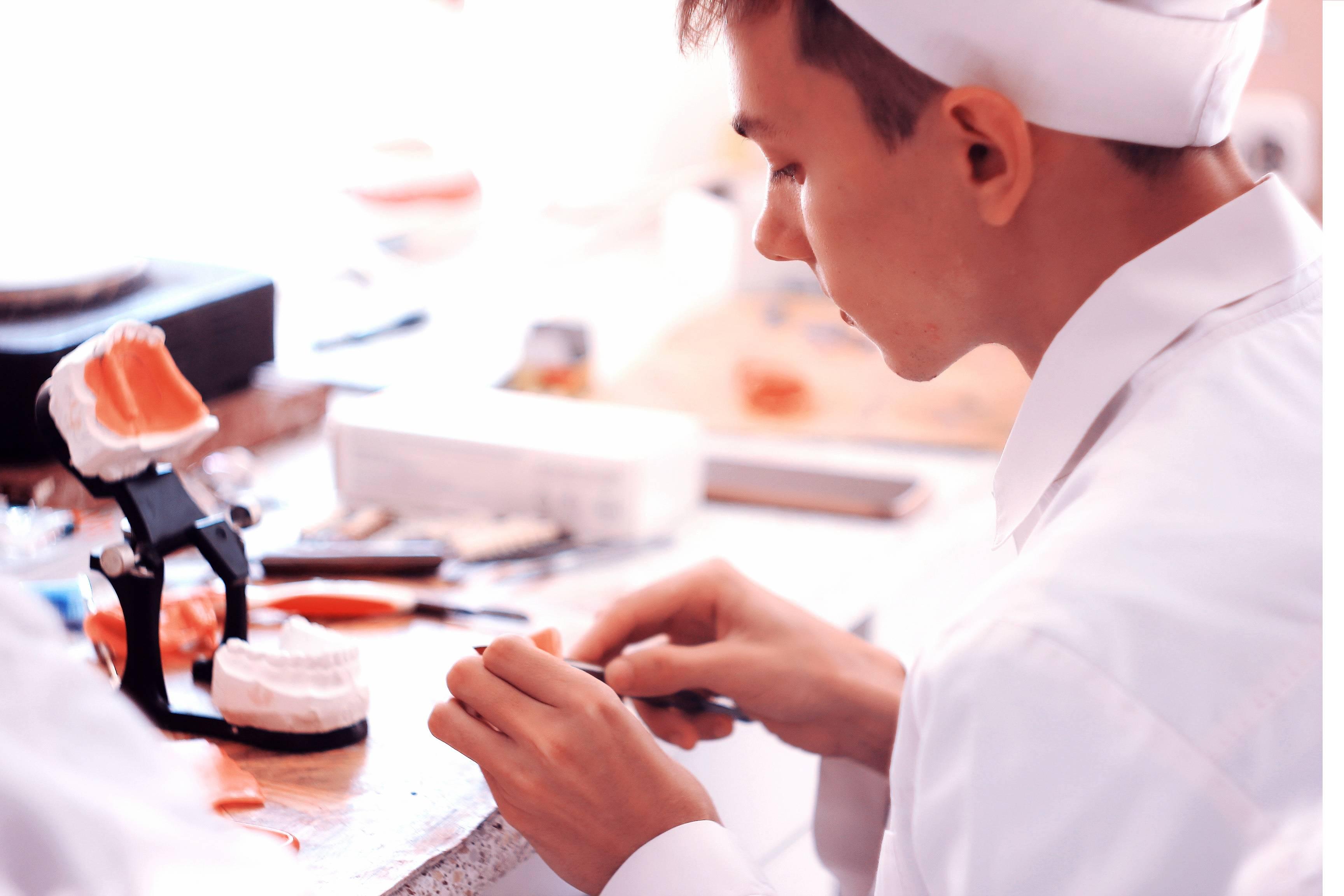 Курс стоматология ортопедическая зубной техник обучение - профессиональная переподготовка