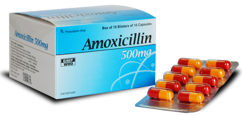 Амоксициллин — антибиотик широкого спектра действия, который успешно борется с бактериальной инфекцией