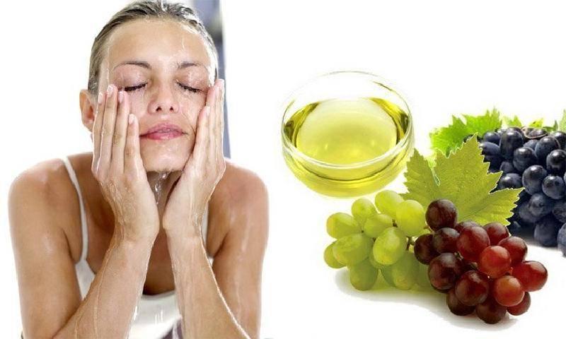 Масло виноградной косточки для лица – 12 лучших рецептов