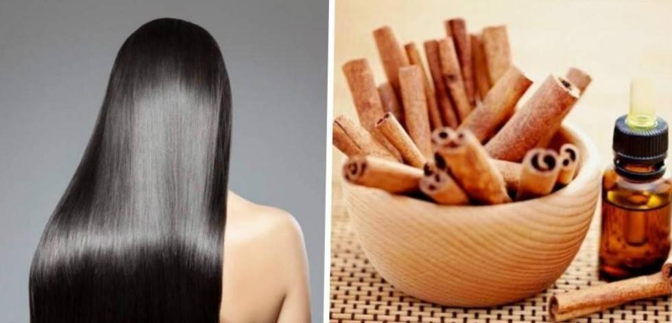 Простые рецепты домашних масок для волос с корицей