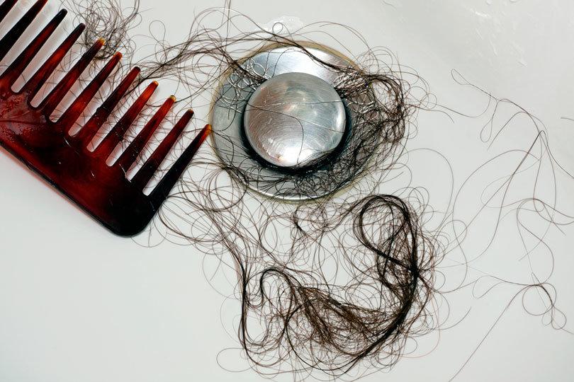 Какая норма выпадения волос в день