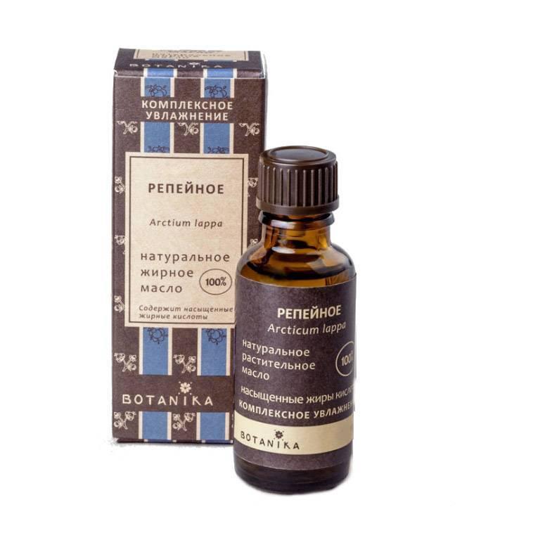 Репейное масло: применение в косметологии, польза для волос и тела, противопоказания