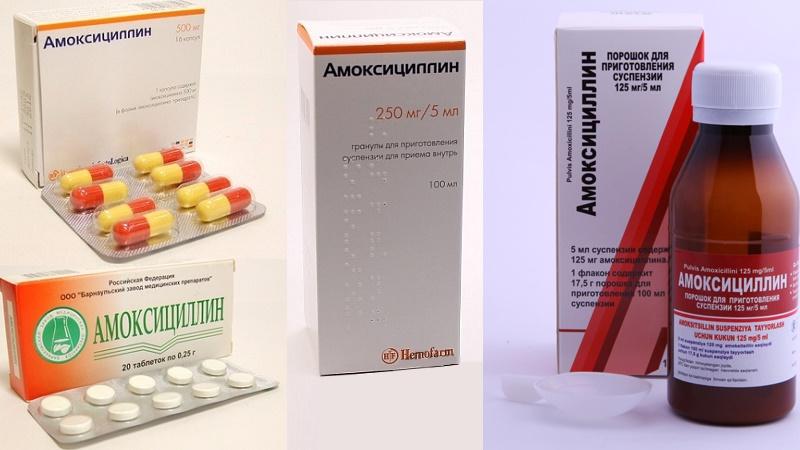 Лечение стоматита антибиотиками у взрослых и детей