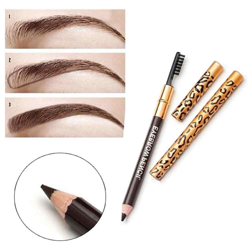 Карандашный набросок: как правильно красить брови карандашом?