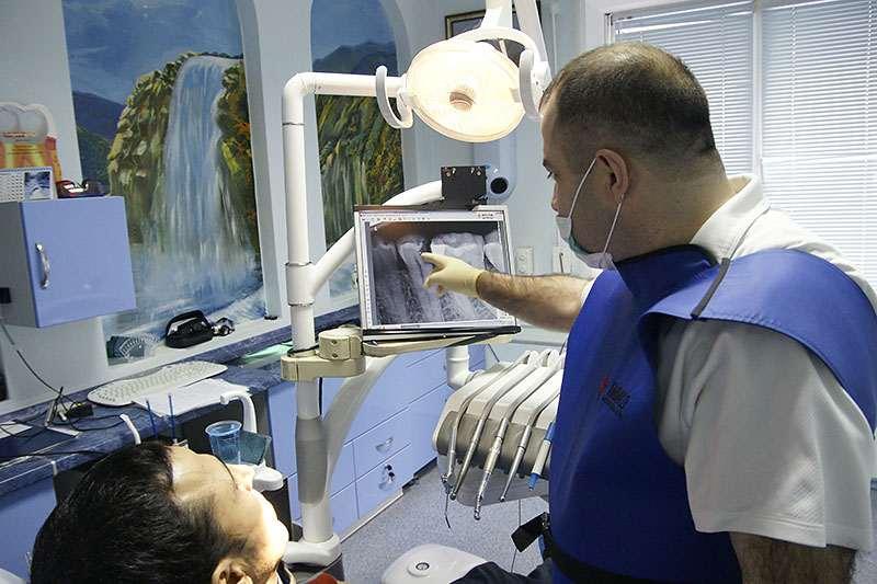 Как получают рентгеновские снимки и что они показывают?
