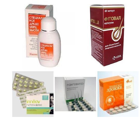 Выпадение волос в период менопаузы лечение