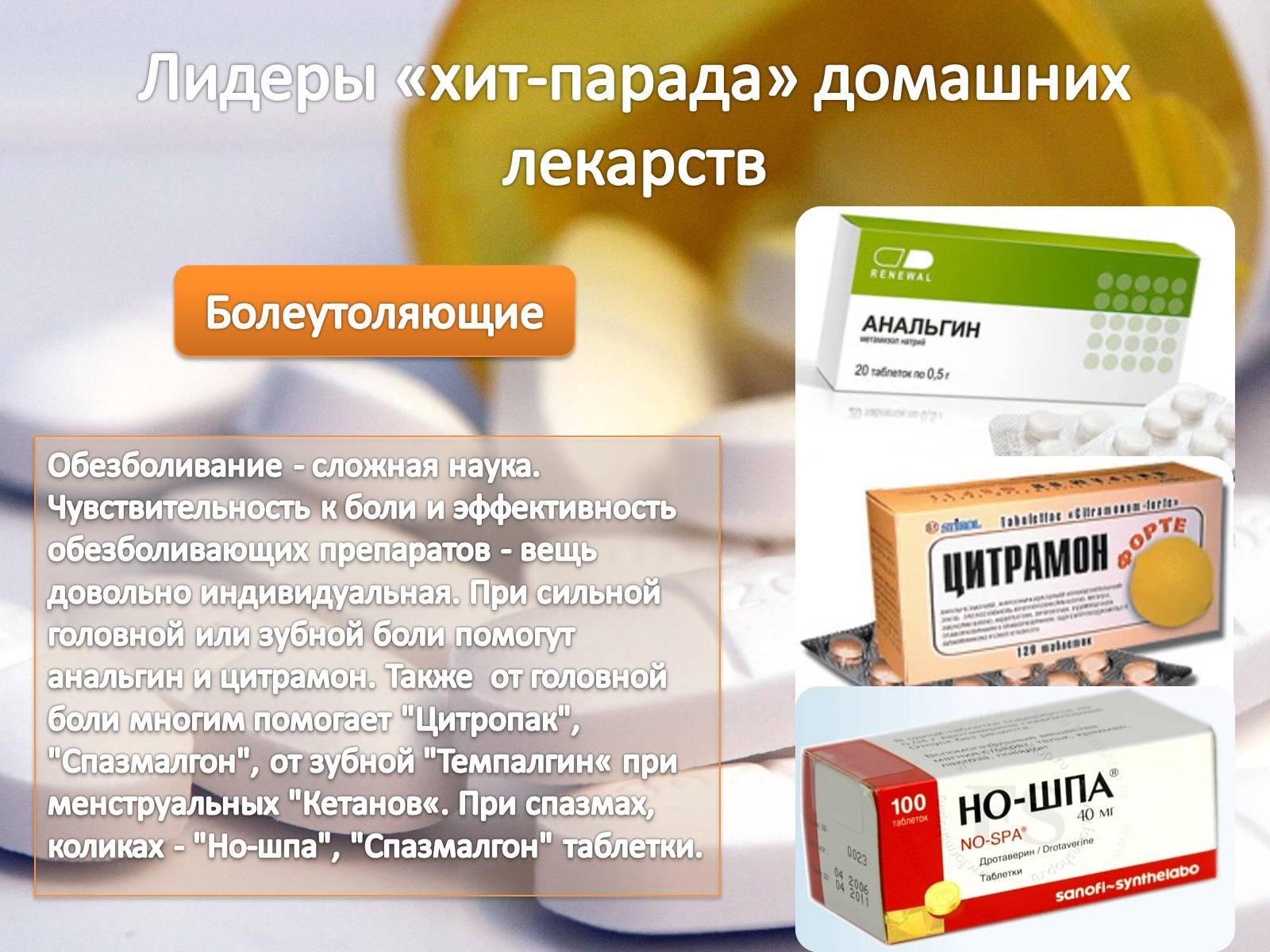 Выбор таблеток от зубной боли: обзор свойств обезболивающих препаратов