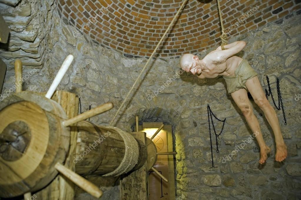 Самые жуткие и жестокие методы пыток, которые когда-либо применялись к женщинам
