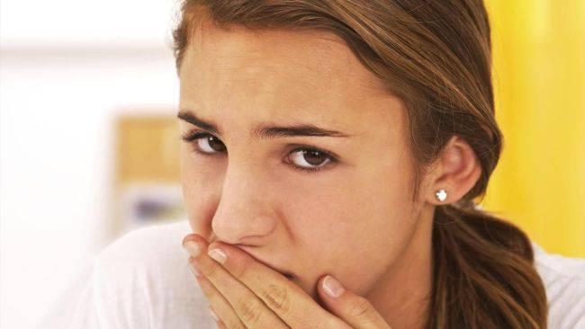 Солёный привкус во рту: причины