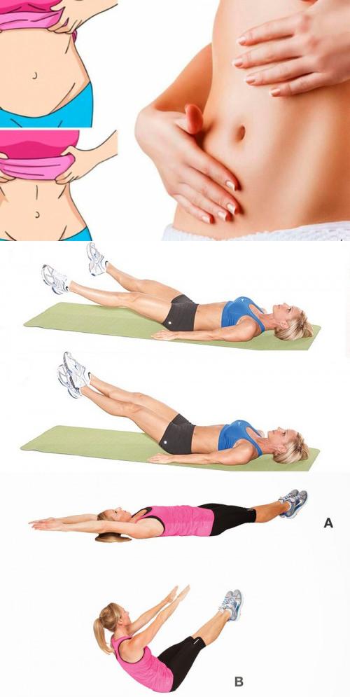 Как убрать подкожный жир и избавиться от лишнего веса