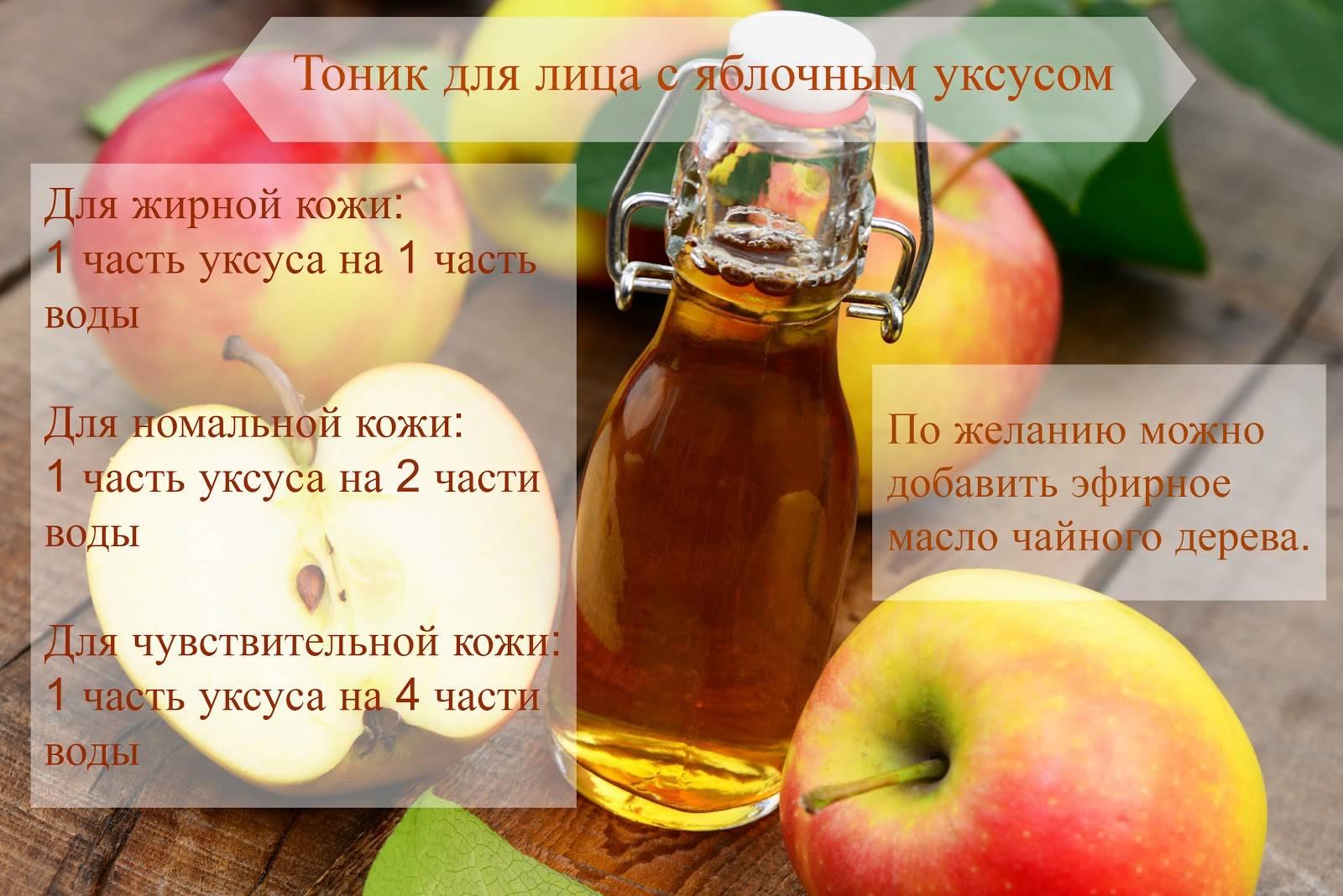 Избавляемся от целлюлита яблочным уксусом