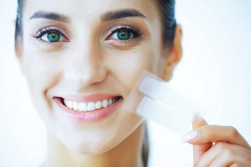 Как отбелить эмаль зубов в домашних условиях?