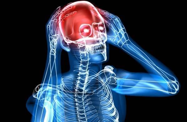 жар головы при остеохондрозе