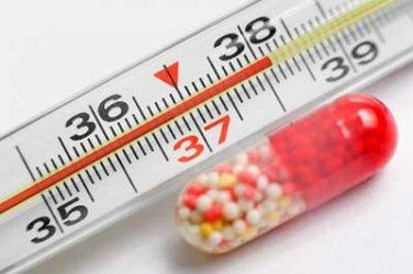температура 37-38