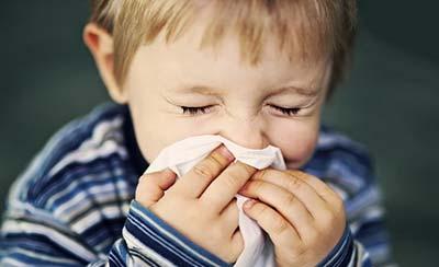 Температура при вирусной инфекции у детей