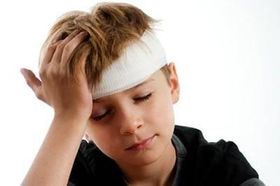 Поднимается ли температура при сотрясении мозга