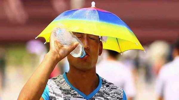 головной убор в жару
