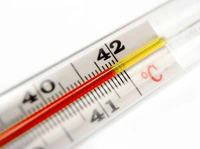 температура 42